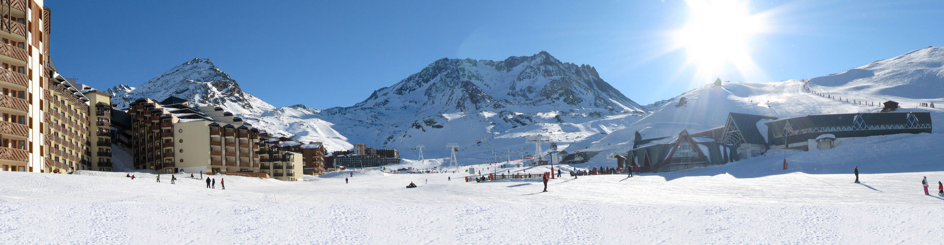 Val Thorens Centre, station de ski
